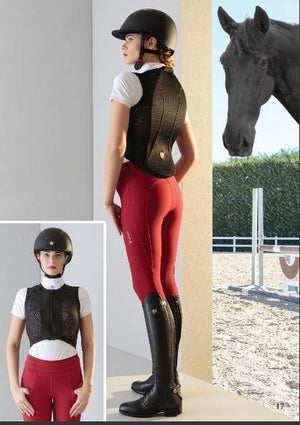 Tattini Protege Dos Enfants Niveau 2 - SHOP HORSE