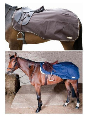 TdeT Couvre Reins Impermeable Double Polaire