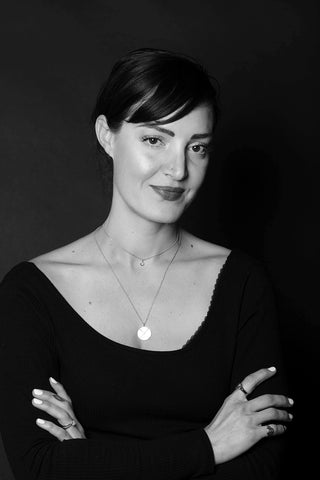 Christina Atkinson Bexon Jewelry Designer About Me Modern Ethical Heirlooms