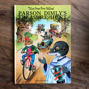 Tales from Fern Hollow - Parson Dimly's Treasure Hunt