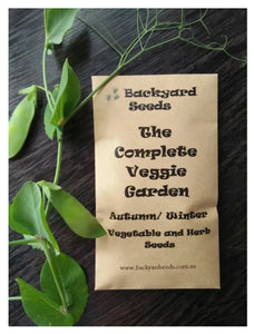 The complete Veggie Garden - Autumn/Winter