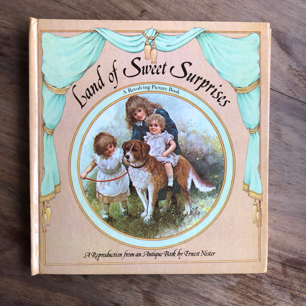 Land of Sweet Surprises - A Revolving Picture Book