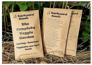 The complete Veggie Garden - Spring/Summer