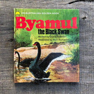 Byamul the Black Swan - Diana Petersen