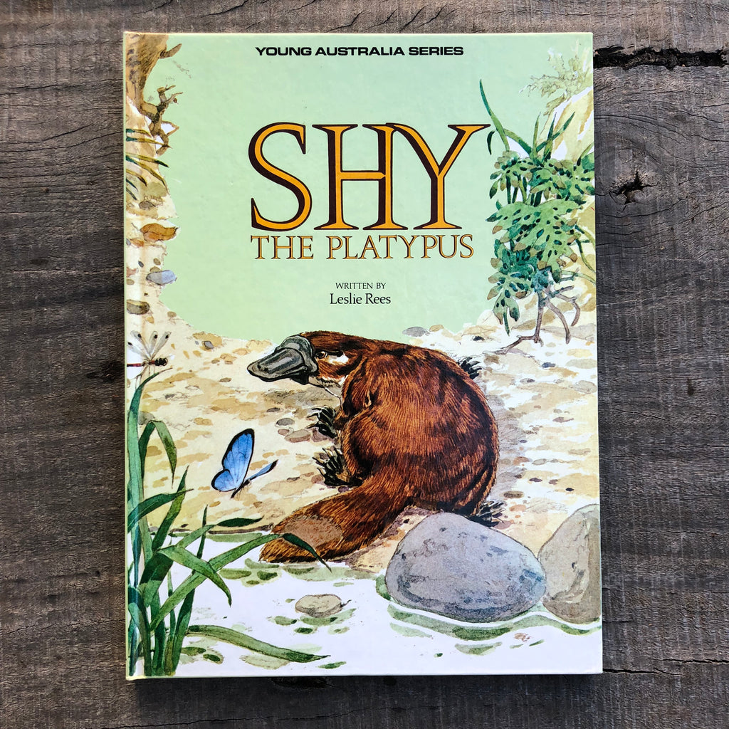 Shy the Platypus - Leslie Rees