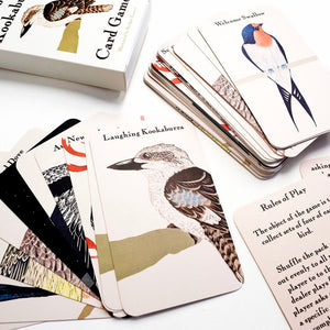 Card Game Entitled Kookaburra Kookaburra