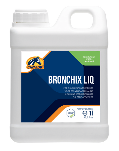 Cavalor Bronchix Liquid 1lt
