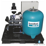 AquaForte BEADFILTER EB-serie COMPLEET SYSTEEM