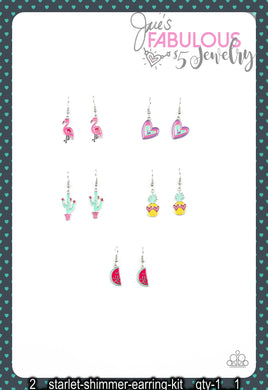 Starlet Shimmer Earrings