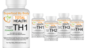Total Health Nutrition + Powder + Tracker