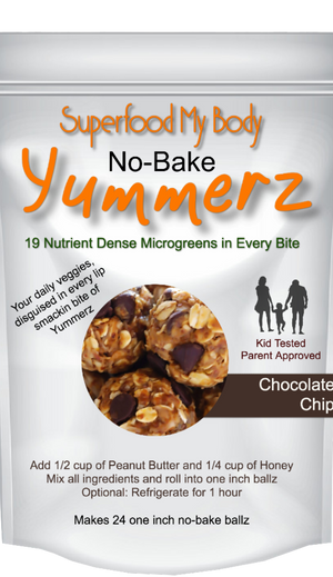 Superfood My Body No-Bake Yummerz