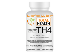 Total Health TH4 Mushroom Superfood