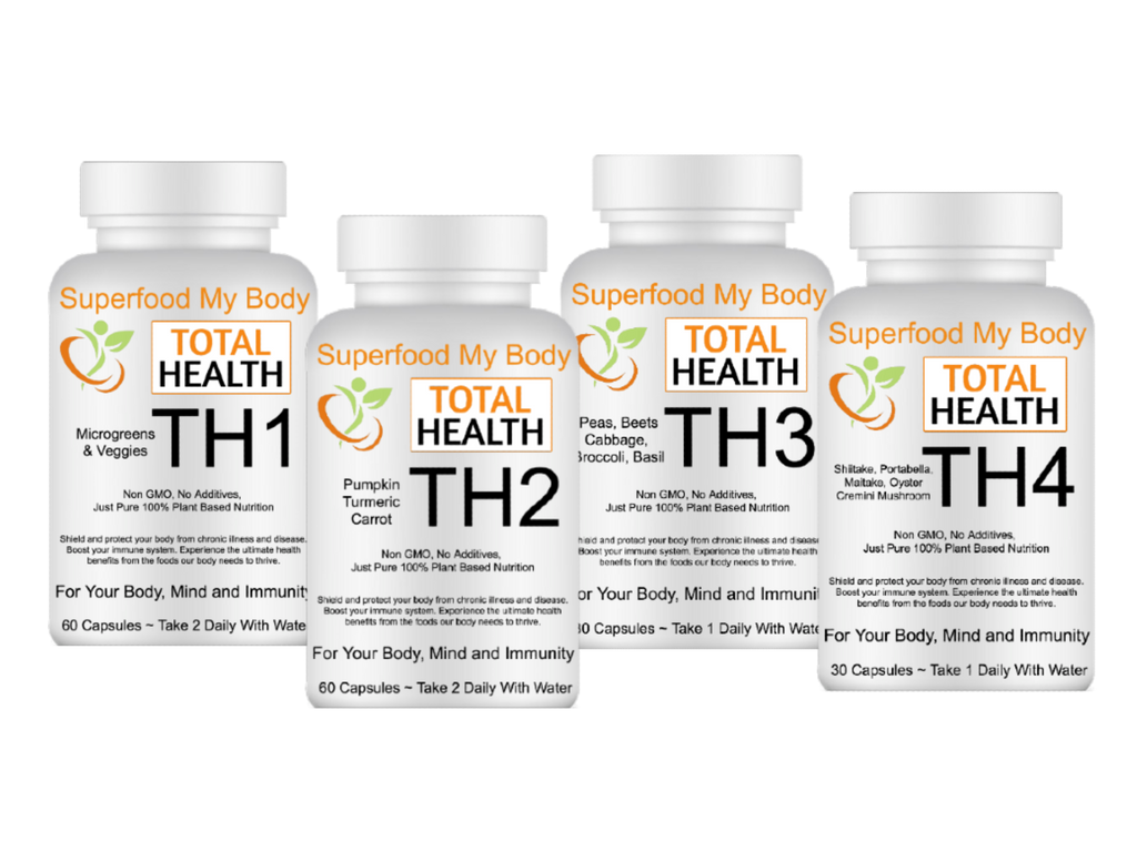 Total Health Complete Nutrition Capsules