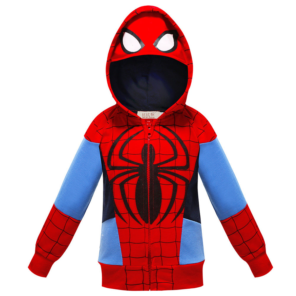 Déguisement Enfant Spiderman Homecoming Spider Man Sweat shirt