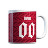 Footy Mug - Arsenal
