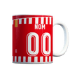 Footy Mug - Atletico Madrid