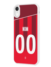 COQUE RUGBY -  AURILLAC DOMICILE - MYFOOTY® - coque de foot