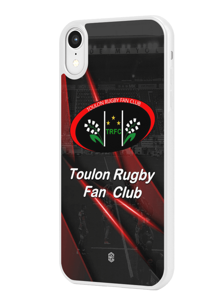 COQUE RUGBY -  TOULON RUGBY FAN CLUB