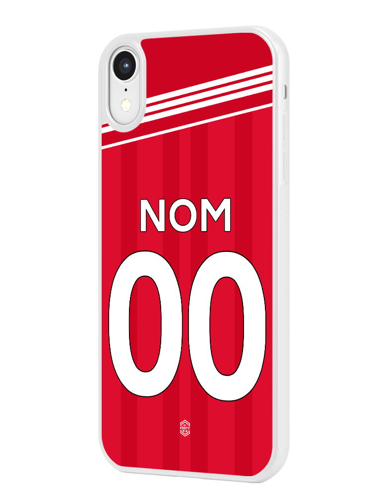 COQUE -  MANCHESTER REDS DOMICILE - MYFOOTY® - coque de foot