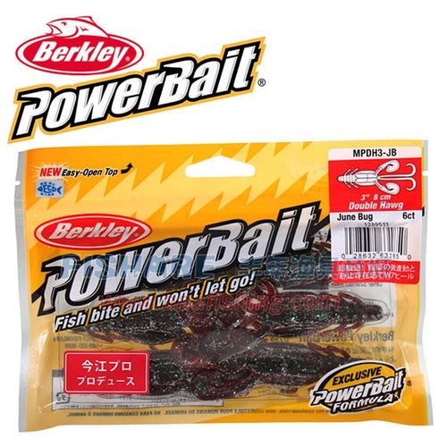 Shrip Lure PowerBait 6 Piece Package