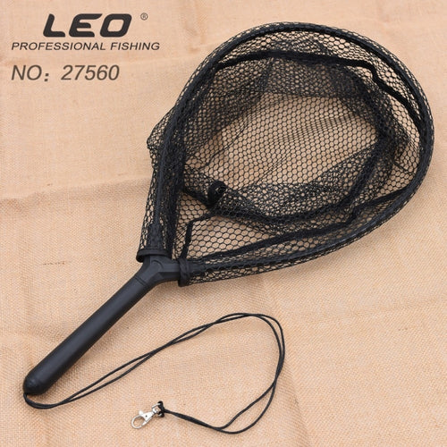 Strong and Durable Black Nylon Fishing Net