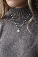 Load image into Gallery viewer, Sky Silver Necklace