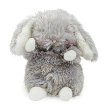 Load image into Gallery viewer, Wee Bloom Grey Bunny