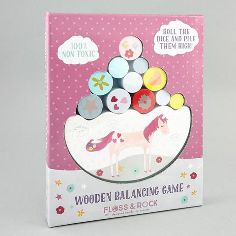Unicorn Balancing Game