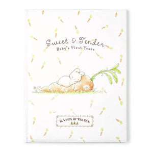 Sweet & Tender Baby Record Book