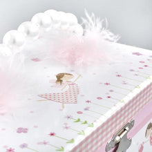 Load image into Gallery viewer, Fairy Blossom Musical Jewellery Box
