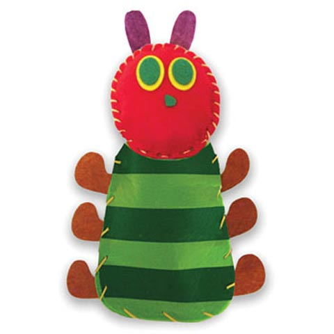 The Very Hungry Caterpillar Sew & Stuff Kit