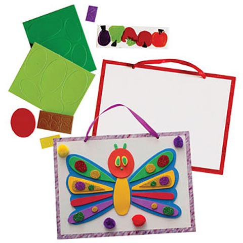 The Very Hungry Caterpillar Foam Design Kit