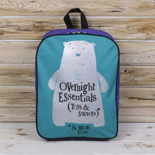 Load image into Gallery viewer, Overnight Essentials Mini Backpack