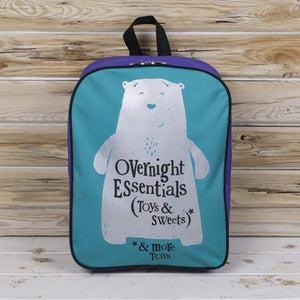 Overnight Essentials Mini Backpack