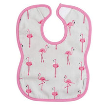Load image into Gallery viewer, Flamingo Child's Bib