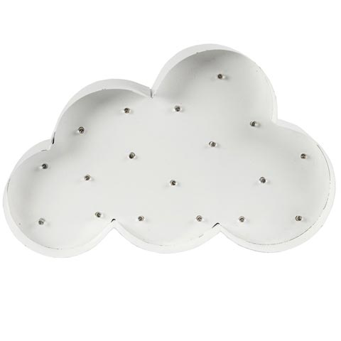 Cloud Light Up LED Decoration