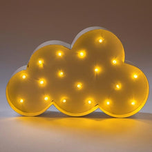 Load image into Gallery viewer, Cloud Light Up LED Decoration