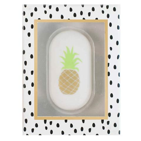 Pineapple Eraser
