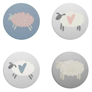 Silly Sheep Assorted Coasters