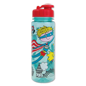 Super Hero Children's Water Bottle