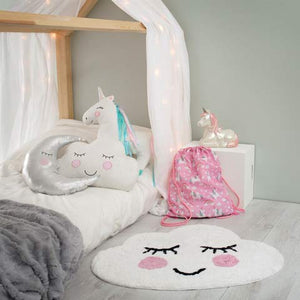 Sweet Dreams Shining Moon Cushion