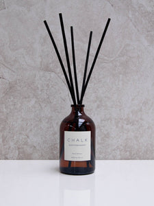 100ml Amber Glass Diffuser in Black Pomegranate