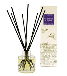 Thomas Street Pink Peppercorn & Plum Reed Diffuser 100ml