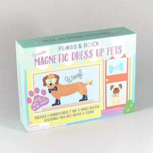 Pets Wooden Magnetic Dress Up