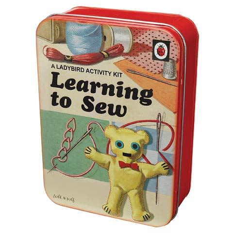 Learning To Sew Kit