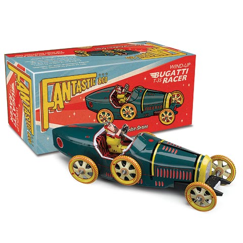 Collectable Tin Car Racer
