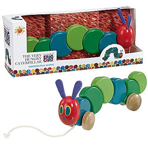 Pull Along Hungry Caterpillar
