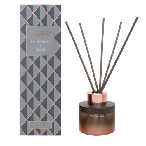 Juniper Berry & Cedar Reed Diffuser 120ml