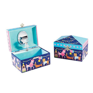 Pets Musical Jewellery Box