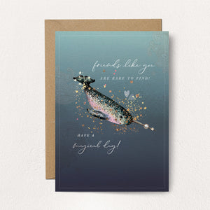 Stephanie Davies Greetings Card Birthday Friend